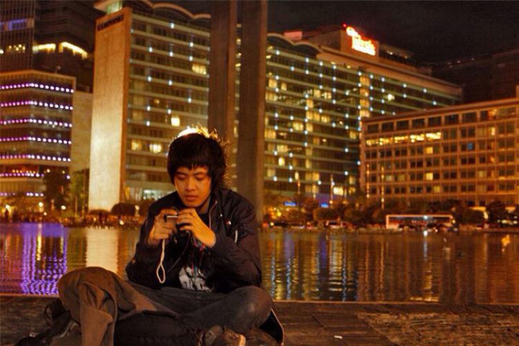 bundaran HI 4YearsAgo Earthhour Jakarta
