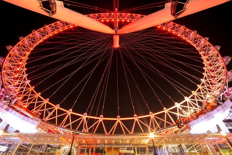 London Eye City