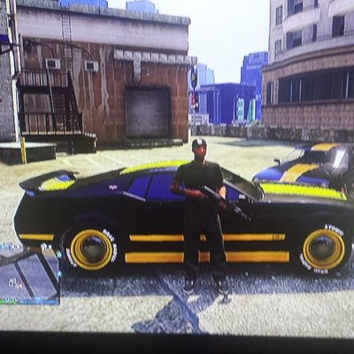 Whip game Stupid GTA Batman Custom fresh fly swag videogames PlayStation ps3 online killa Tarantino followme