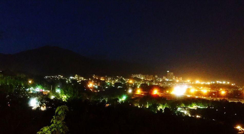 Tehran Night Farahzad Landscape_Collection Landscape_photography Taking Photos EyeEm Gallery
