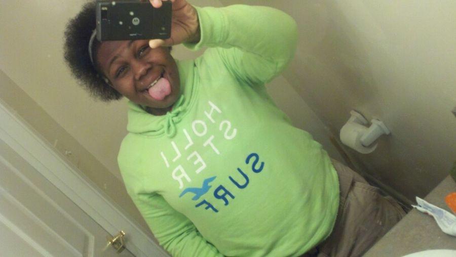 My disformed tongue o.O lol