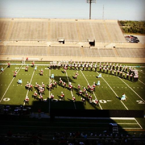 Flashbackfriday to my very first marching contest :D ♥ Planoeast Enchantment 4yearsfly