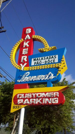 Yummy Signs Hawaii Malasadas