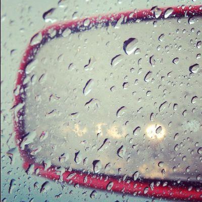 Tarde lluviosa en GBA - Lluvia Tarde  Auto sueño trafico photooftheday