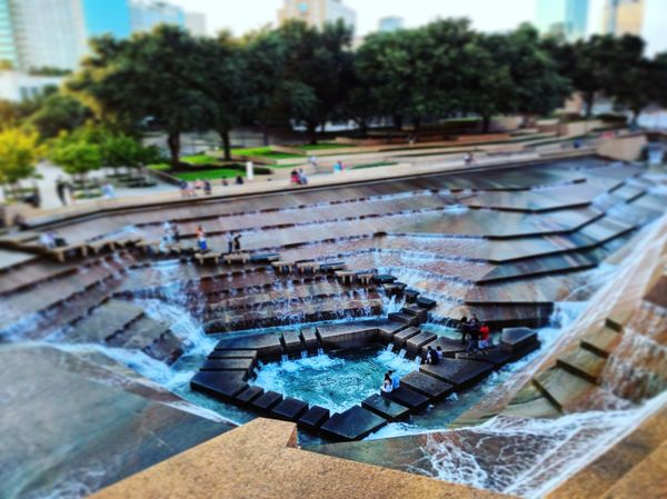 Day Water Outdoors Travelphotography EyeEmNewHere EyeEmBestPics EyeEm Best Shots The Week On EyeEm Happiness♥ Fort Worth Fort Worth, TX Water Gardens Texas USA