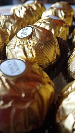 Ferrerorocher Xocolata Desserts Goodfood