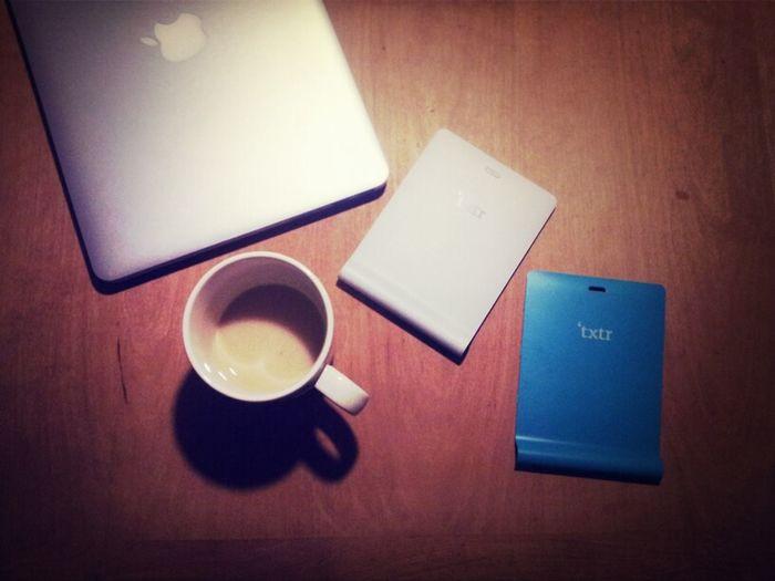 Gadgets & Tea