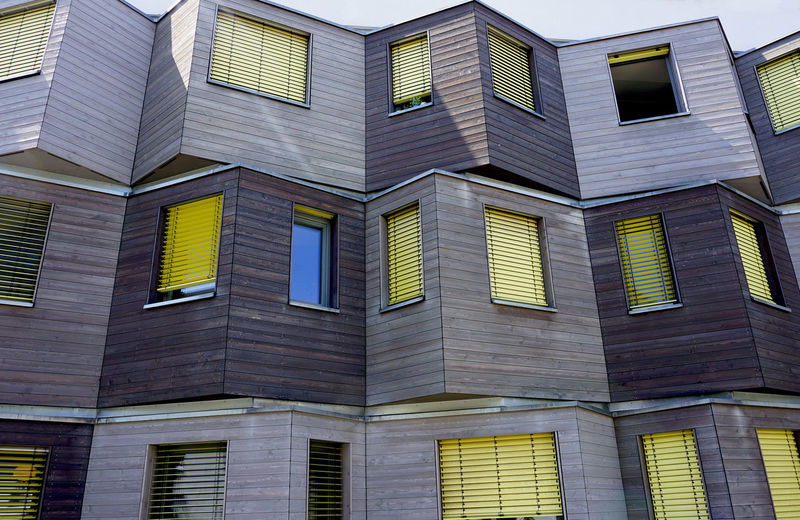 Architecture in Berlin Building Exterior Built Structure Architecture Building Window No People Low Angle View Modern Glass - Material City Full Frame Day Outdoors Pattern Backgrounds Reflection Repetition Design Residential District Side By Side Office Building Exterior Berlin