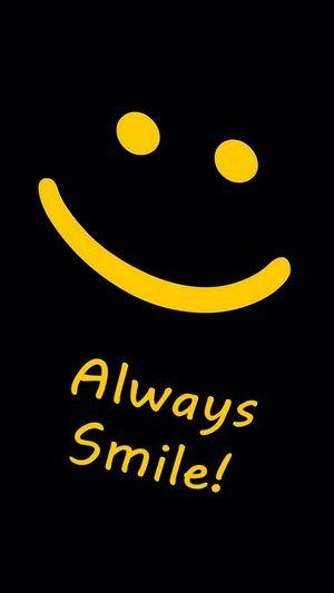 Good People Smile Happy World