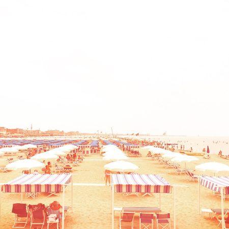 Camaiore Camaioreitaly Italy Italian Italian Beach Beach Retro Day Holiday