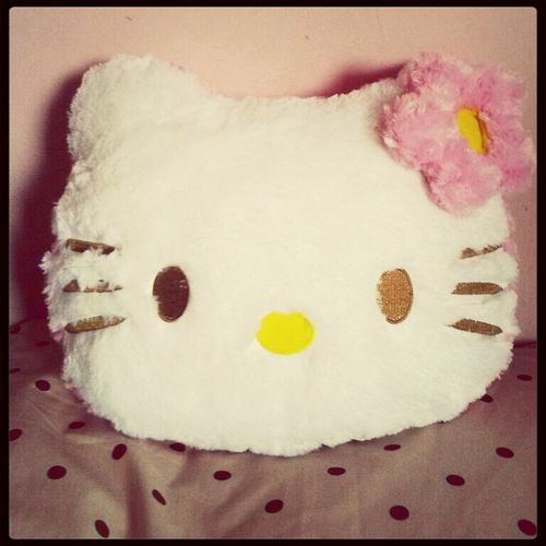 Thanks  Hello Kitty <3 From Him