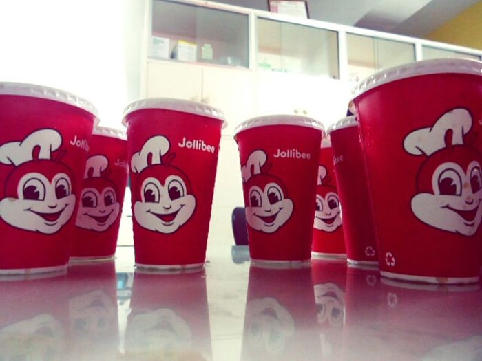 its jollibee again. Drink