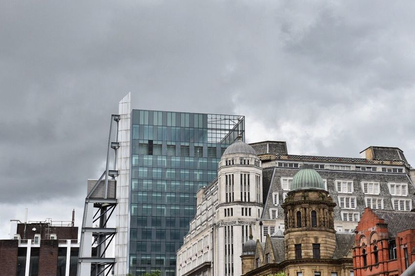 City architecture Breathing Space Architecture Built Structure Building Exterior Sky Cloud - Sky Day No People Outdoors Low Angle View City EyeEm Selects City Architecture Manchester Buildings Architecture Nikon City EyeEm City Life EyeEm Best Shots Architectural Column EyeEm Gallery Eye4photography  CreateExplore The Week On EyeEm