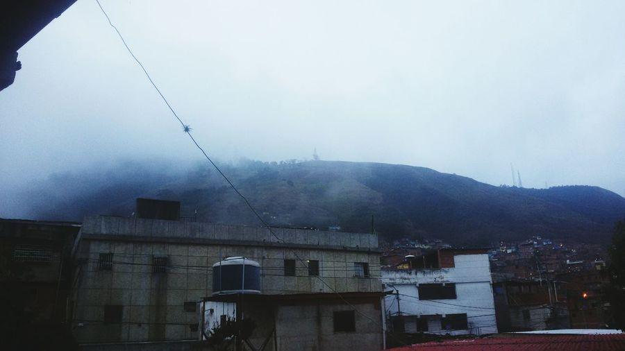 Catia Caracas Building Exterior