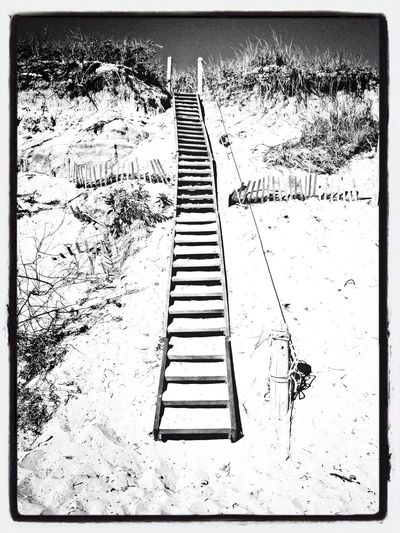 private beach Being A Beach Bum Summer Stairs Stairs