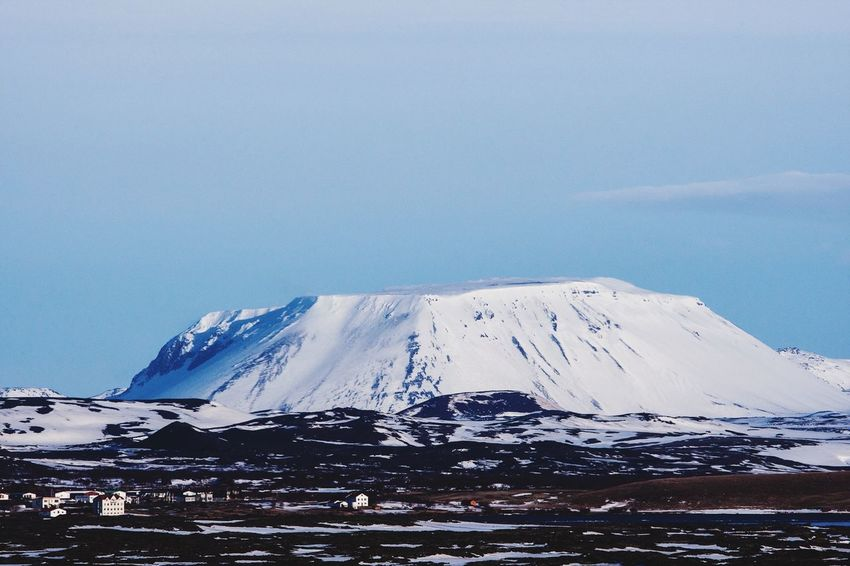 A Matter of Size Iceland Winter Scandinavia EyeEm Nature Lover EyeEm Best Shots - Landscape Tadaa Community Landscape Myvatn Shootermag Traveling