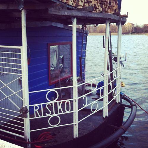 Hausboot Risiko