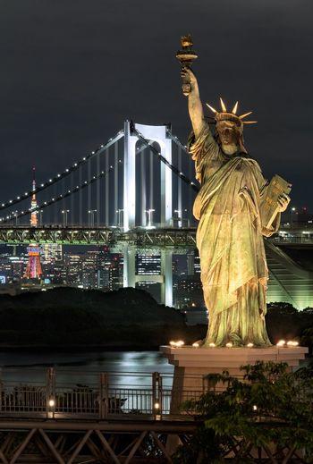 Lady Liberty Of