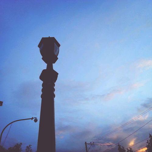 Lamp Twilight