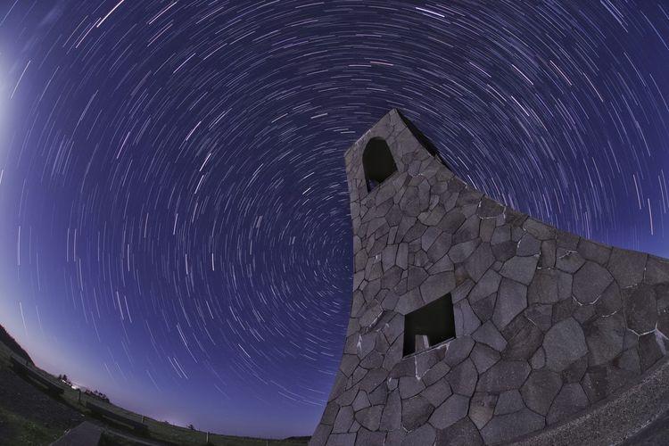 月がキレイな今夜🌙*.。星が隠れてしまう😅 一目惚れんず 銀河鉄道の夜♪ Landscape Astronomy Galaxy Star Trail Space Milky Way Star - Space Constellation Clear Sky Star Field Space And Astronomy