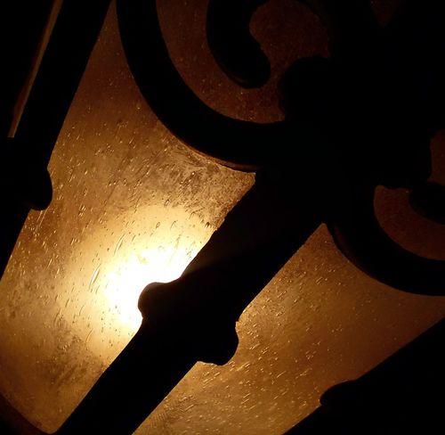 Light And Shadow Night Shiraz🍷 Mobilephotography