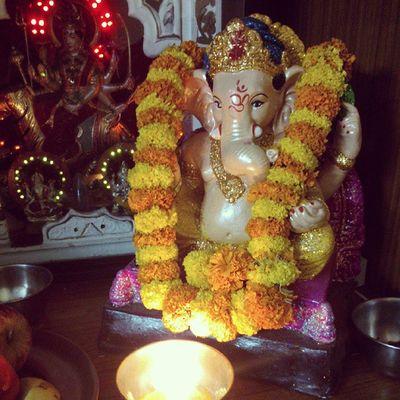 Ganpati Bappa firse moryaaaaa