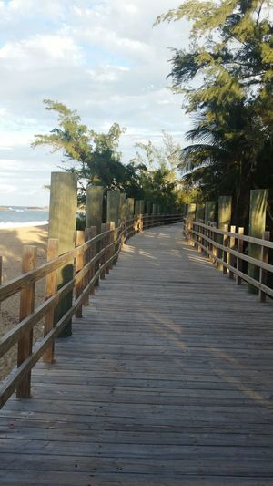 Railing Outdoors The Way Forward No People Nature Sky Beauty In Nature Beachlife Beachphotography Beauty In Nature