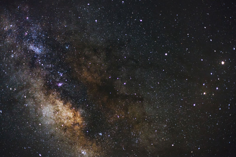 The center of the milky way galaxy Astronomy Constellation Galaxy Globular Star Cluster Infinity Milky Way Nature Night No People Outdoors Sky Space Space Exploration Star - Space