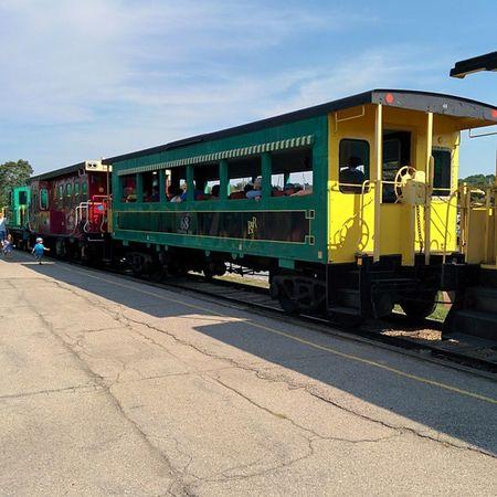 The Port Stanley Railway. Port Stanley Ontario Canada