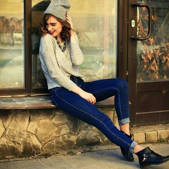 Model Fashion Street Me Photography