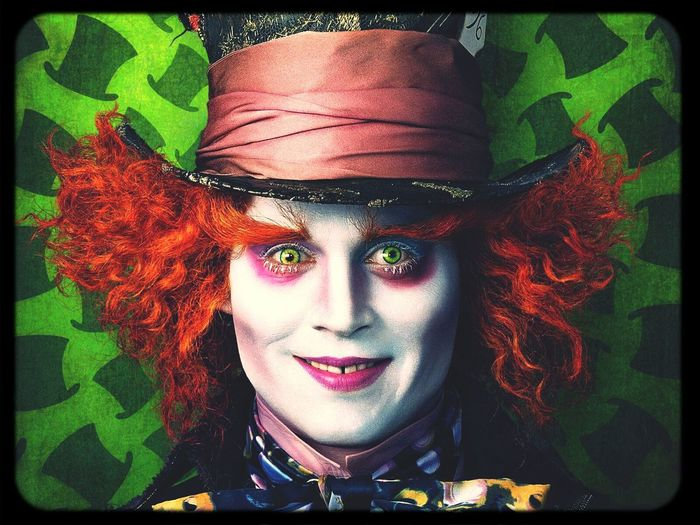 Favourite Act ¥ Favourite Role Aliceinwonderland