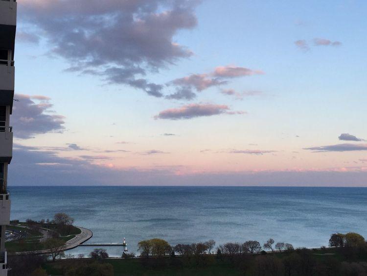 Lake Michigan Lakefront Chicago