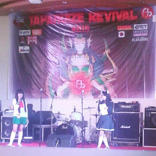 Japan Noize Revival 2015. @unpas Unpasbandung Unpas Japananime Japanoizerevival2015 japanoize japanoizerevival