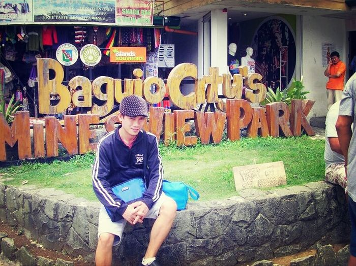I miss this Place. somewhere in Baguio.