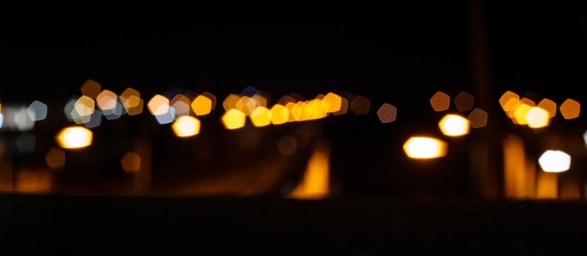 Lens Flare Nofocus  Light City Night Defocused Architecture Lights Bremen EyeEmNewHere