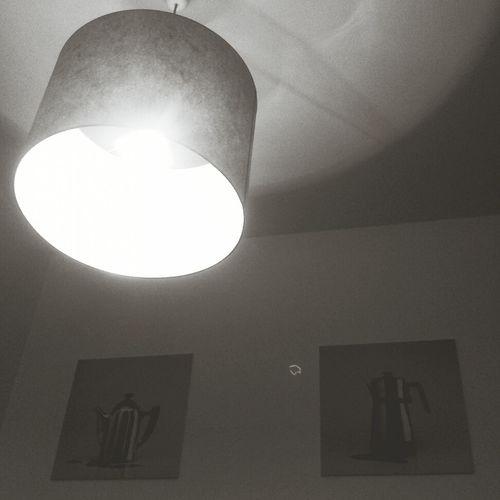 Coffee Inn Vilnius Coffee Lamp
