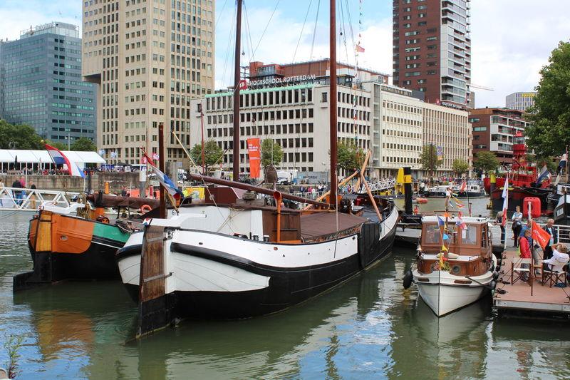 Boats Haven Rotterdam Wereldhavendagen