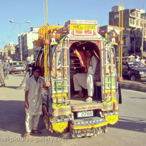 PublicService Transport Rawalpindi Pakistan e