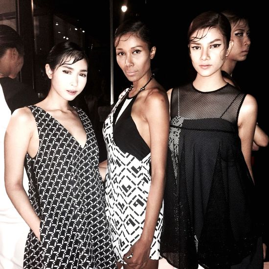 Ready to runway Mycollection Mydesign Fashionshow Mlife Model FashionDesigner