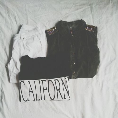 California Style Ootd Outfit #fashion