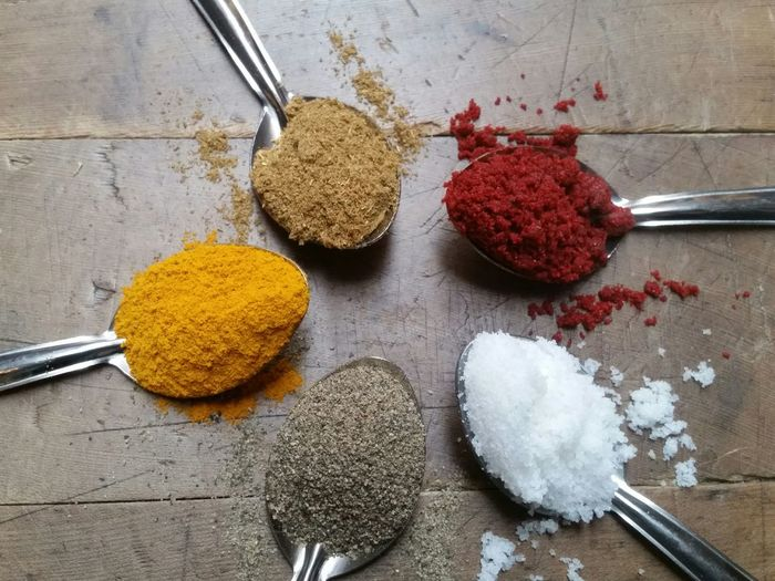 EyeEmNewHere Morocco 🇲🇦 Marocco Peppers Tablespoon Spices Colors Sault  Amazing Pepper Red Peppers Turmeric