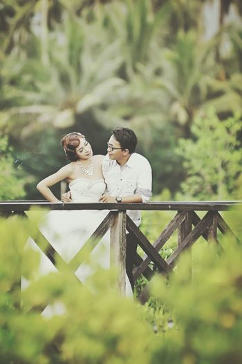 Love story? Taking Photos Vintage Photo Mangrove Prawedding Captured Moment