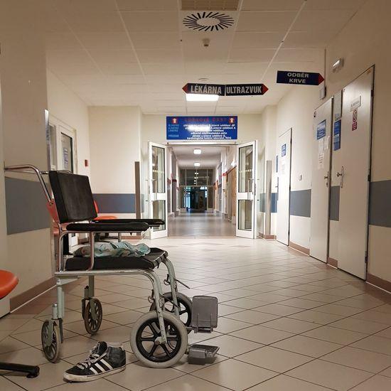 WhellChair Hospital Shoe Pain Sad Sadness