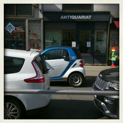 CAR2GO Streetphotography März 2014