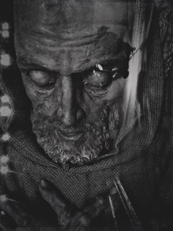 Arezzo Black And White Photography Black And White Christianity Darkness And Light Holy Art Death Mask Franciscan