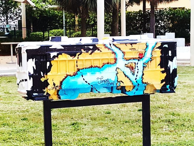 Street Photography Map Of Where You Are Downtown Tampa Bay Area The Great Outdoors Open Edit The Great Outdoors - 2015 EyeEm Awards The Week On Eyem Colorfull Art Open Edit