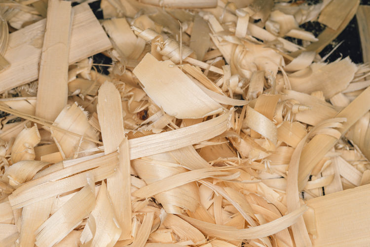 Wood shavings in a joinery Large Group Of Objects No People Close-up Wood - Material Still Life Indoors  Full Frame Cutted Wood Wood Chips Wood Shavings Craft Handcraft Joinery Carpentry Remains Yellow Structure Shavings Work Workshop Workplace Industry