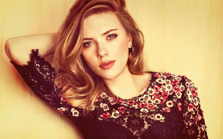 First Eyeem Photo Scarlett Johansson