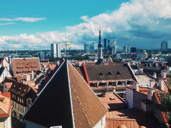 Estonia Tallinn Old Town Visitestonia Baltics
