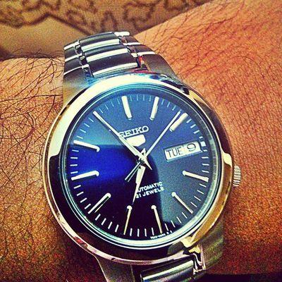 New seiko automatic... Seiko Watchesofinstagram Watchfinder Instawatch Birthdays Bestfriend Cluf Pondicherry Watchporn